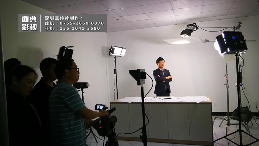 深圳拍摄公司宣传片需要注意什么?